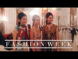 DAY IN THE LIFE OF A MODEL | Paris Fashion Week