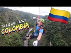 EPIC hike in Colombia Countryside – Travel Vlog Ep 10
