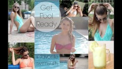 Get Pool Ready | Favorite Swimsuits/Essentials!