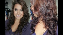 How I Style My Naturally Curly Hair!