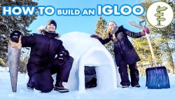 How to Build an Igloo – Easy Step by Step Guide