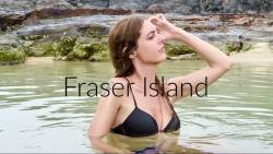 I Went to Fraser Island… but so did a cyclone