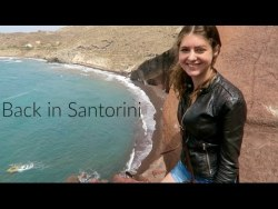 In Santorini… again