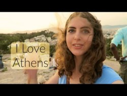 My New Favorite City! Athens