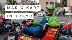 Real Life Mario Kart in Tokyo! | MariCar is a Must Do
