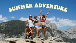 Summer Weekend in My Life | Camping in Sequoia Forest