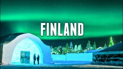 The FINLAND ICE HOTEL Tour !!