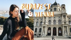 Vienna & Budapest Travel VLOG | Working at the United Nations