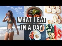 What I Eat In A Day as a Student | Healthy and Easy