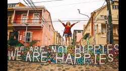 HAPPIES not HIPPIES