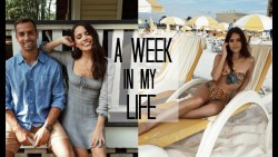 WEEK IN MY LIFE: 7   Holiday in the Sun & Making Changes