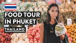 IS PHUKET FOOD GOOD? | Old Town Food Tour x A Chefs Tour | Thailand Travel Vlog
