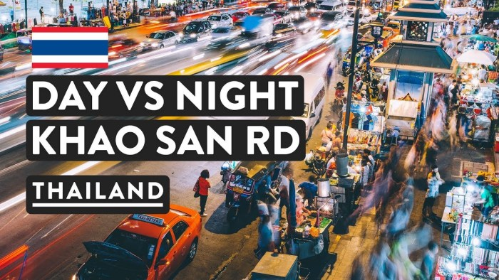 WHAT HAPPENED TO KHAO SAN ROAD? | Bangkok Market, Nightlife & Backpacker Heaven