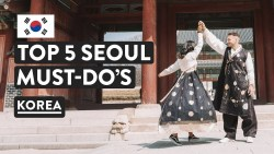 5 BEST THINGS WE DID IN SEOUL | What to do in South Korea | Travel Vlog
