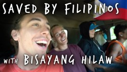 FOREIGNERS SAVED BY FILIPINOS in Siargao with Bisayang Hilaw