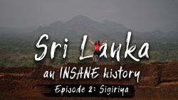 He KILLED His Father for This… 🇱🇰 Sri Lanka Ep 2: SIGIRIYA + DAMBULLA