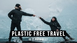 Trying to Travel Plastic Free – Is It Possible? (Trialed in Iceland)