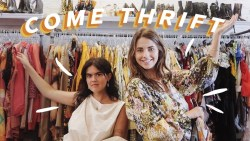 Come Thrifting With Us & Thrift Haul