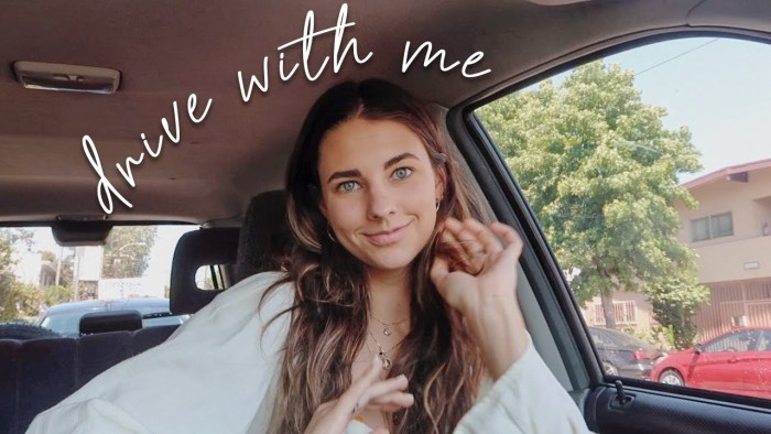 Drive With Me //Summer Music Playlist