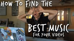 How to find the BEST MUSIC for your VIDEOS