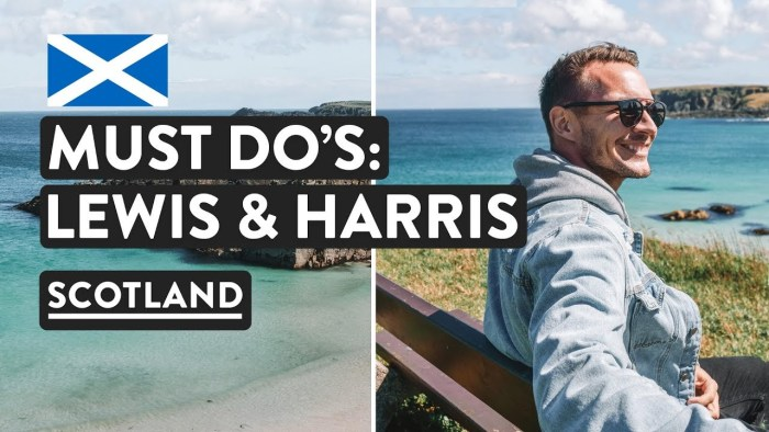SHOCKED by Scotland (it's beautiful!) | Best things to do in Lewis and Harris Island