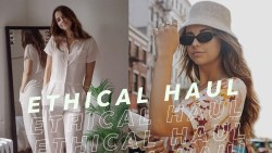 Sustainable Summer Clothing Haul & Try On