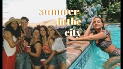 WEEK IN MY LIFE: NYC Rooftop Parties & Hamptons Weekend