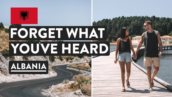 Albania Has It All — An Island, Beach & Mountains In One Day | Vlore & Himare Vlog
