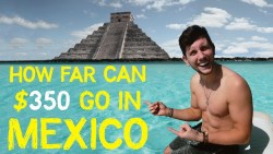 CHEAP escape from the COLD of WINTER – MEXICO on a BUDGET