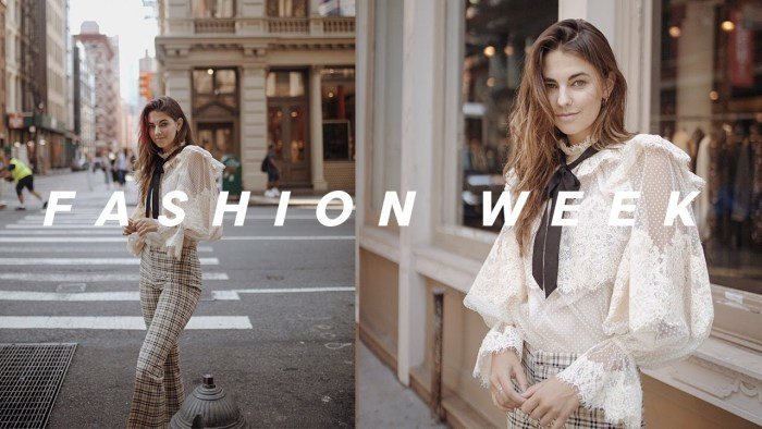 what new york fashion week is really like | VLOG