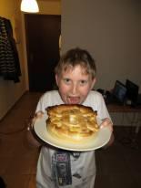 Bacon & Egg Pie