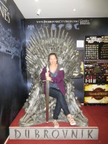 Queen on the Iron Throne