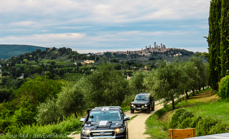 @Tour4x4 Via-Francigena D1 2-D2-22