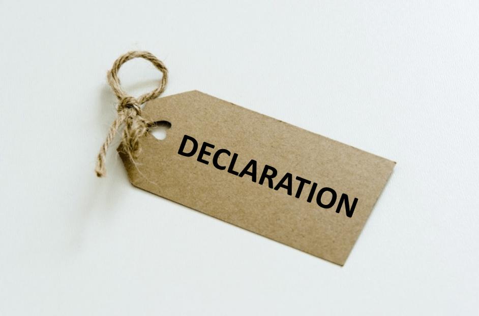 Déclaration : Consultation sur le bloc économique 2018 – CSE du 25/09/2019