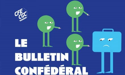 Le bulletin confédéral n°45