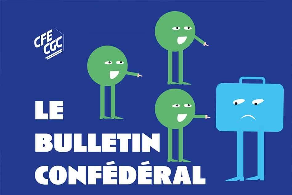 Le bulletin confédéral n°43