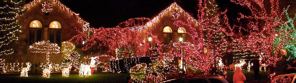 dyker heights christmas lights