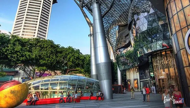 Orchard Road image