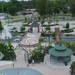 Jambalaya Park Aerial View