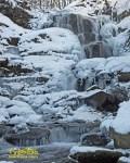 водоспад шипот пилипець/ зимовий тур в Закарпаття з Києва