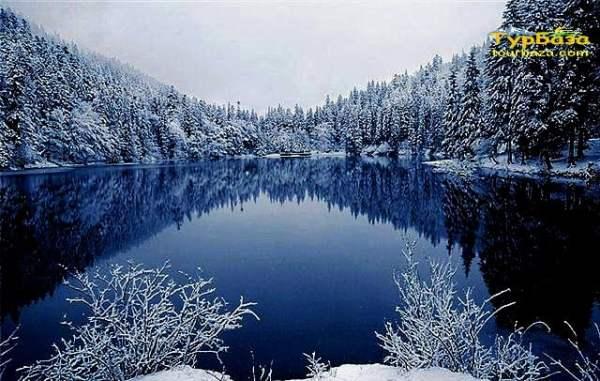 Синевир-зима