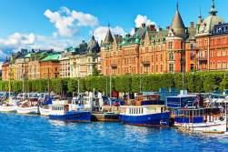 Балтійський вояж і круїз в Стокгольм