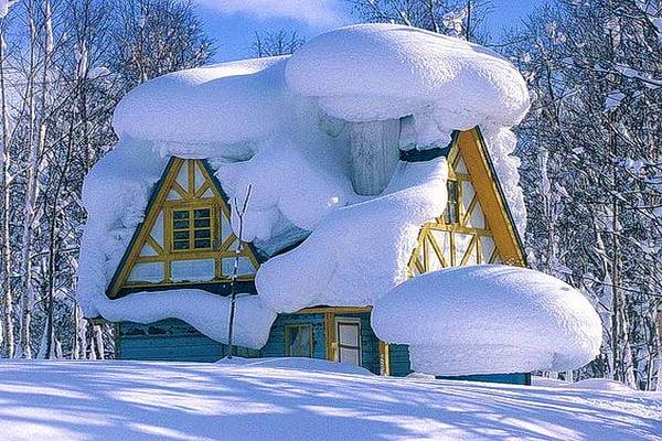 Зима на Драгобрате