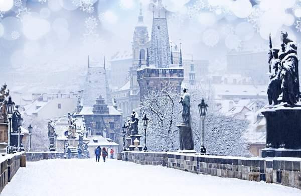Новий рік у Празі