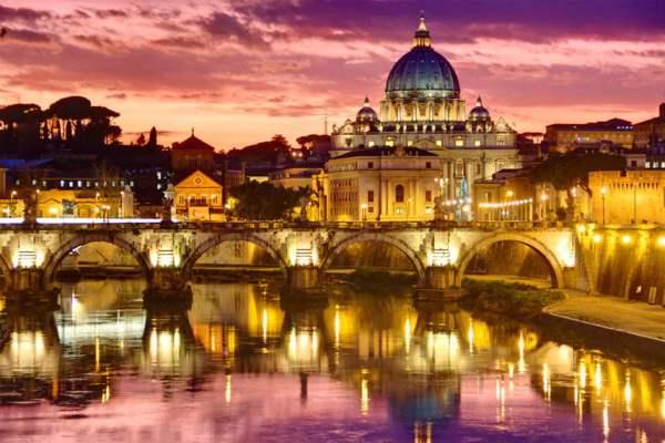 Вікенд у Римі та Венеції