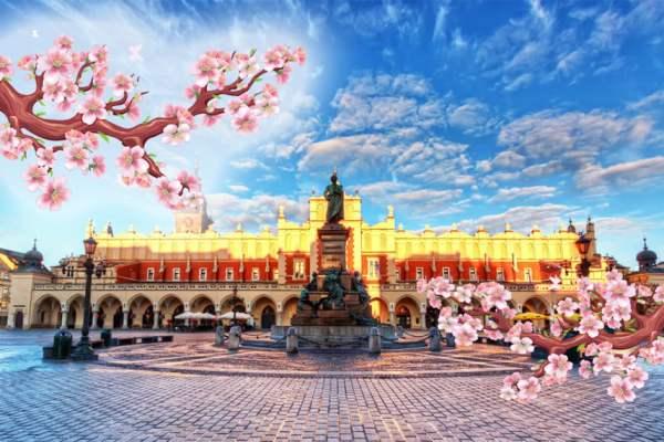 Вихідні у Кракові та Відні