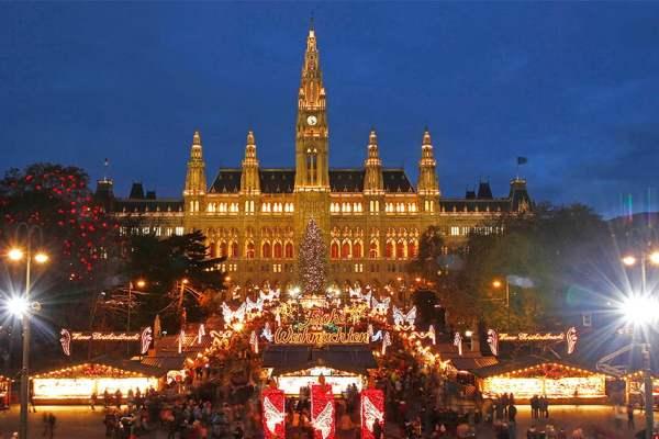 Супер бліц Будапешт та Відень (Різдвяний)