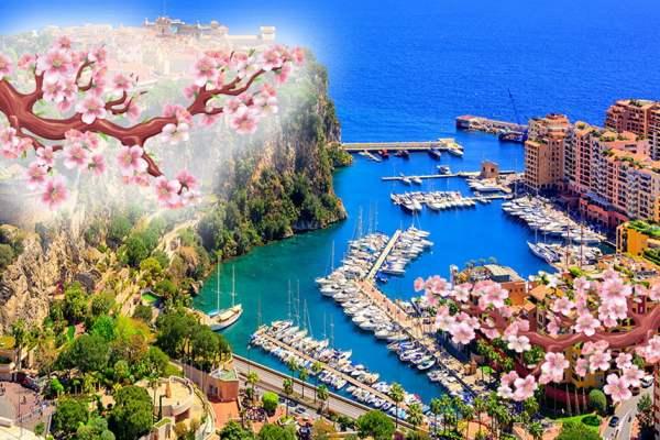 В Ніццу на хвилинку + Монако та Венеція!