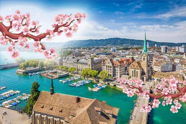 На одній хвилі – Німеччина, Франція, Швейцарія та Люксембург
