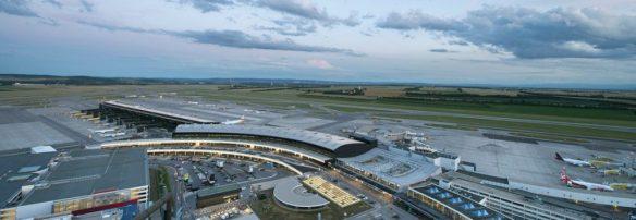 как добраться из аэропорта Вены